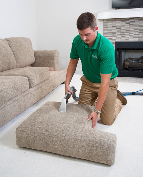 A-Abel Chem-Dry provides professional upholstery cleaning